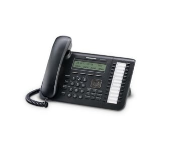 Panasonic KX-NT546X-B Standard Proprietary IP Phone
