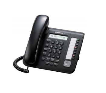 Panasonic KX-NT551X-B Standard IP Phone with 1 Line LCD