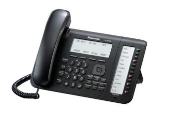 Panasonic KX-NT556X-B 6-Line LCD IP Telephone