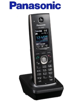 Panasonic KX-TPA60UKB Optional DECT Handset for KX-TGP600