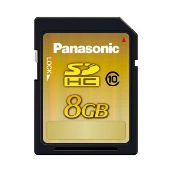 Panasonic KX-NS5135X 8GB SD Memory Card
