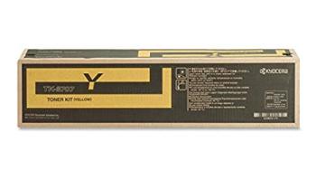 Kyocera TK-8707Y Toner Cartridge - Yellow