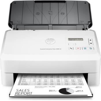 HP 5000 s4 ScanJet Enterprise Flow Sheet-feed Scanner