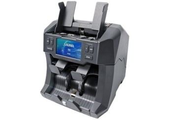 Laurel X8 Currency Counting and Counterfeiting Machine