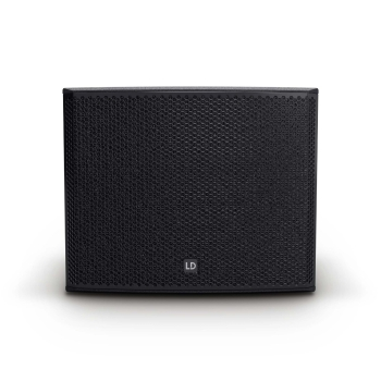 """LD Systems STINGER SUB 18 A G3 Active 18"""" Bass-Reflex PA Subwoofer"""