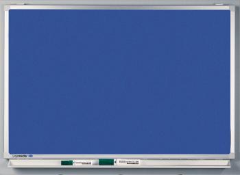 Legamaster 7-140574 Professional Felt Pinboard 120 x 180 cm Blue