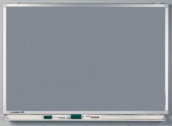 Legamaster 7-140654 Professional Felt Pinboard 90 x 120 cm Grey