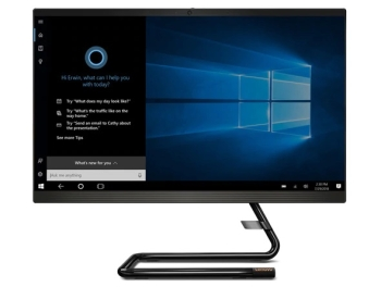 """Lenovo IdeaCentre A340-22IWL 21.5"""" FHD Touch All In One (Intel Core i3, 4GB RAM, 1TB)"""