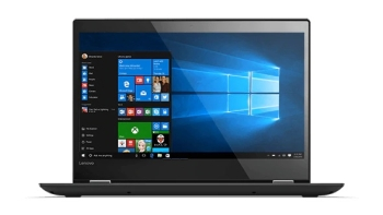 Lenovo YOGA520-81C800NUAX-Gry 14.0 HD Touch-Flip Laptop (Core i3 7020U 2.3 GHZ, 1TB, 4GB RAM)