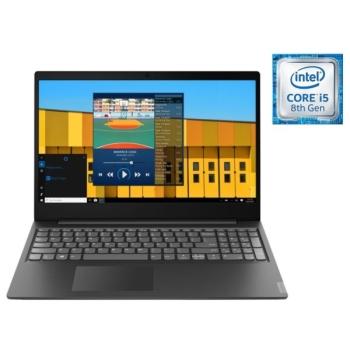 Lenovo Ideapad S145-81MV003TAX 15.6 HD Laptop (Core i5 8265U 1.6 GHZ, 1TB, 8GB RAM)