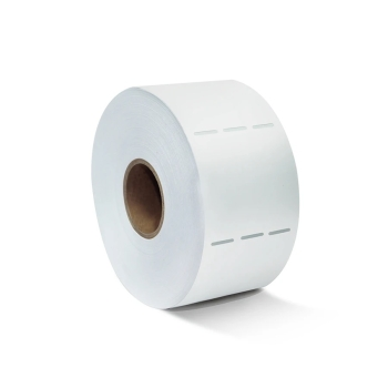 DM LFB00391 62mm x 126mm Thermal Queue Ticket - Pack of 20 Rolls