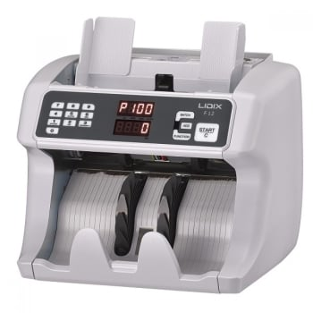 Lidix F-12 Bill Counting Machine