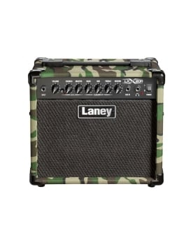 Laney LX20R-Camo Twin Channel Electric Guitar Combo