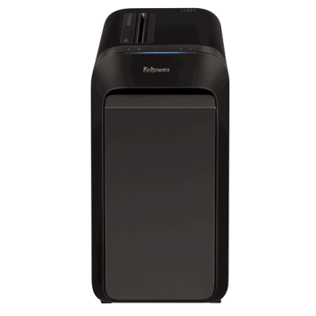 Fellowes Powershred LX221 Micro-Cut Shredder - Black