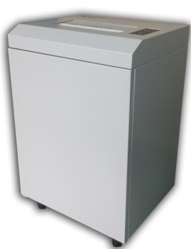 New United M2450C Cross Cut 3.9x38mm Paper Shredder
