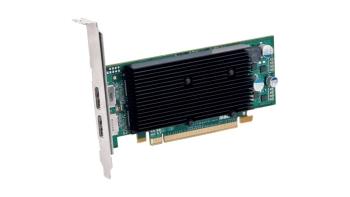 Matrox M9128 LP PCIe x16 1GB Graphics Card