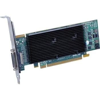 Matrox M9140 Low-Profile PCIe x16 Graphic Display Card