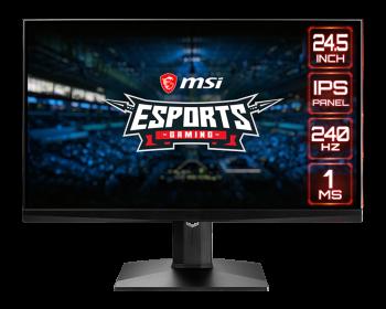 """MSI MAG251RX 24.5"""" 36W eSports Gaming Monitor"""