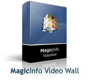 Magic Info Video Wall Console Software
