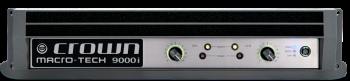 Crown MA9000i Two-Channel 3500W Power Amplifier