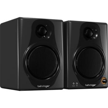 Behringer MEDIA40USB High-Resolution 150-Watt Digital Speakers