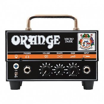Orange Micro Dark 20-watt Hybrid Electric Guitar Amplifier