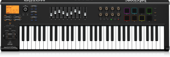Behringer 61-Key USB & MIDI Master Controller Keyboard