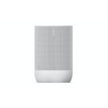 Sonos Move Smart Portable Wi-Fi and Bluetooth Speaker White