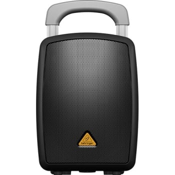 Behringer All-in-One Portable 40-Watt PA System with Bluetooth