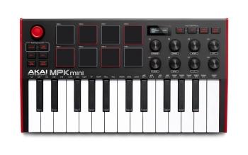 AKAI Professional MPK Mini MK3 Compact Keyboard & Pad Controller
