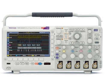 Tektronix MSO2022B 200MHz Mixed Signal Oscilloscope