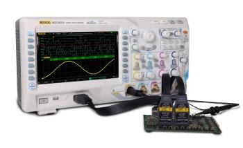 Rigol MSO4054 500MHz 4 Channel Digital Oscilloscope