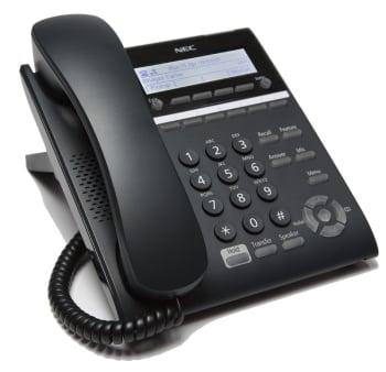 NEC DT820 IP 6-Button Desktop Telephones