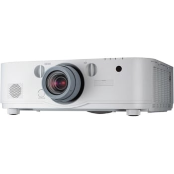 NEC NP-PA621X WXGA 6200 Lumens LCD Projector (Without Lens)