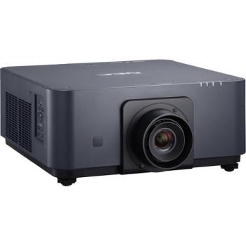 NEC PX602WL-BK 6000 Lumens WXGA Professional Installation Laser DLP Black Projector