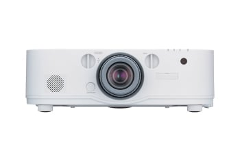 NEC NP-PA622X XGA 6200 Lumens LCD Projector (Without Lens)