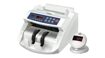 Nigachi NC-600 UV/MG Back Loading Currency Counting Machine