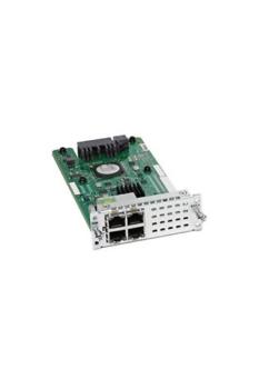 Cisco NIM-4MFT-T1/E1 4-Gen Multiflex Trunk Voice Card