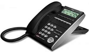 NEC DT700 Series 6-Key Display IP Telephone PABX System