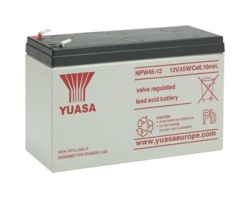 Yuasa NPW45-12NPW45-12 12V 7.5Ah High Rate VRLA Battery