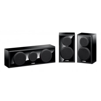 Yamaha NS-P150 2-way acoustic suspension Speaker Package