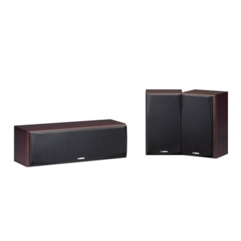 Yamaha NS-P51 2-way Acoustic Suspension Speakers System