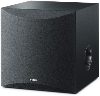 """Yamaha NS-SW100 10"""" 100W Powered Compact Subwoofer"""
