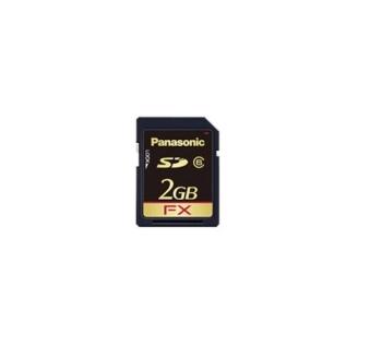 Panasonic KX-NS5134X 2GB SD Memory Card