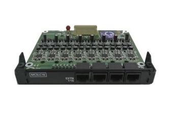 Panasonic KX-NS5174X MCSLC16 16 Port Analogue Extension Card