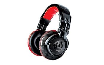 Numark RED-WAVE CARBON High-quality DJ Headphones