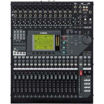 Yamaha 01V96i Multi-Track Digital Mixing Console with USB 2.0