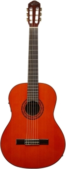 Oscar Schmidt OC9E Acoustic-Electric Classical Guitar - Natural