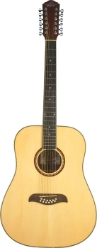 Oscar Schmidt OD312 12 Strings Dreadnought Acoustic Guitar