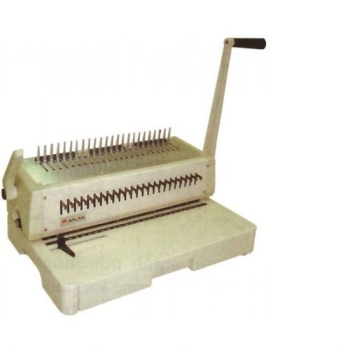 ATLAS Plastic Comb Binding Machine AS-BM-242